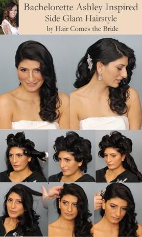 Bachelorette Ashley Inspired Hair