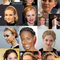 Inspiration Board - Neat Milkmaid Braids