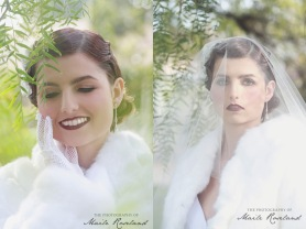 1920s Vintage Inspired Bridal Photo Shoot