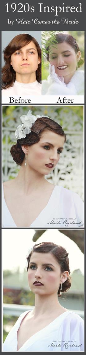 1920s Vintage Inspired Bride
