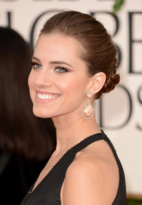 2013 Golden Globes Hair and Makeup