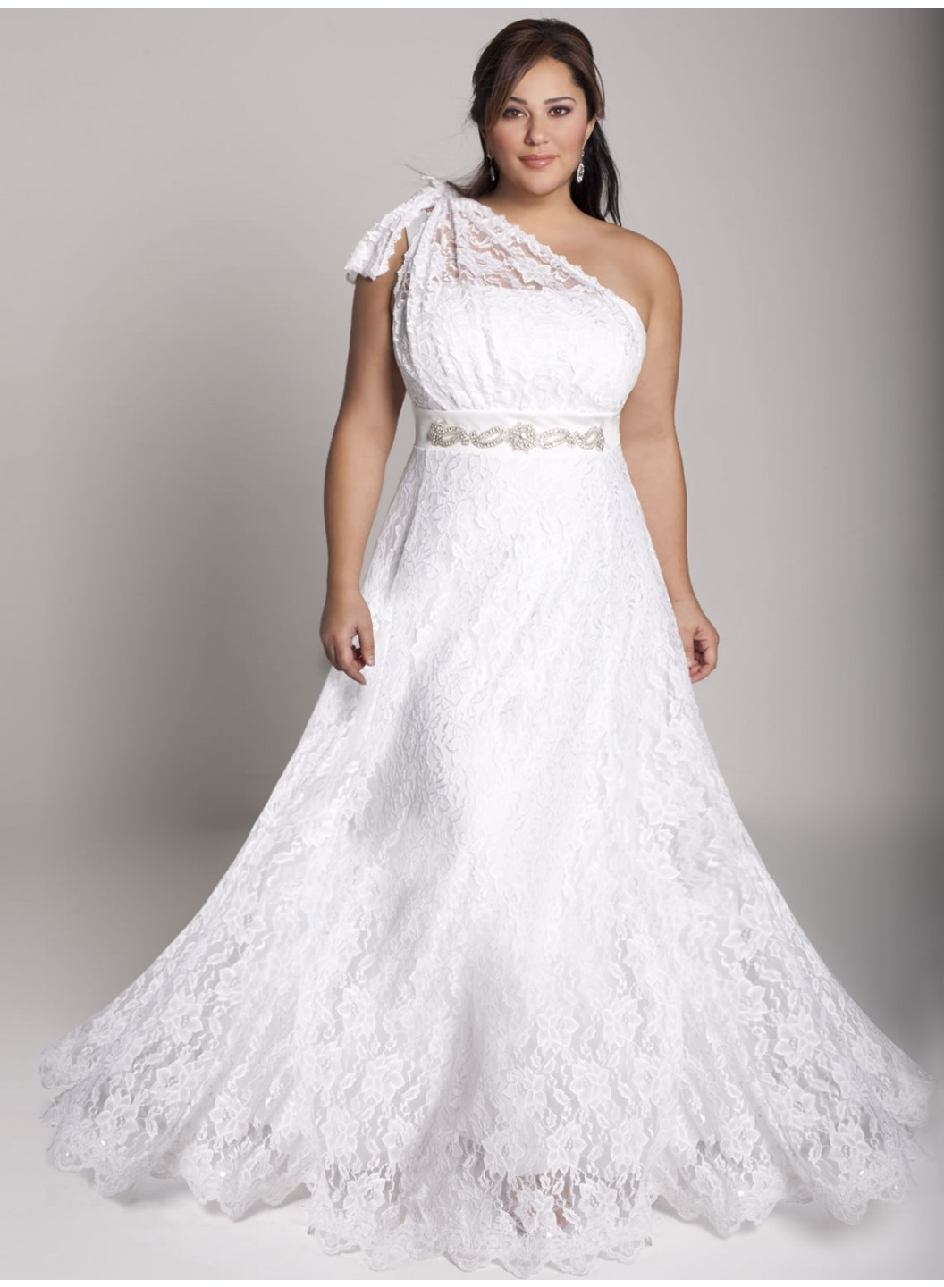 Vintage Wedding Dresses for Plus Size