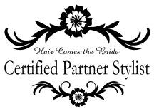 Hair Comes the Bride Certified Partner Program
