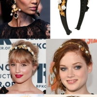 Trend Alert- Designer Flower Headbands