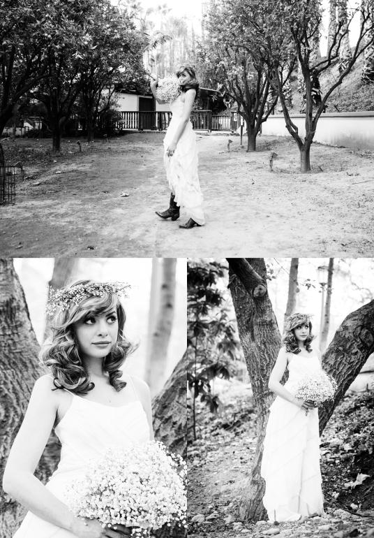 1930s Inspired Bridal Hair and Makeup